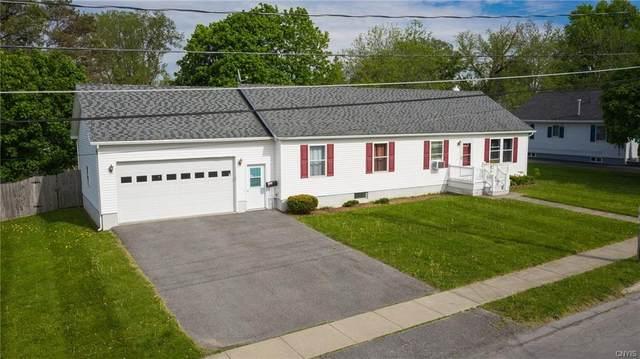 822 Davidson Street, Watertown-City, NY 13601 (MLS #S1340541) :: TLC Real Estate LLC