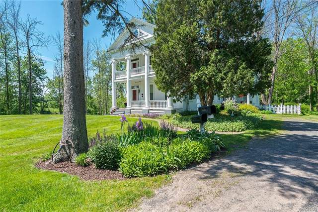1 County Route 10, Schroeppel, NY 13132 (MLS #S1340592) :: TLC Real Estate LLC