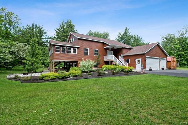 9711 Frenchtown Road, Lee, NY 13471 (MLS #S1340687) :: 716 Realty Group