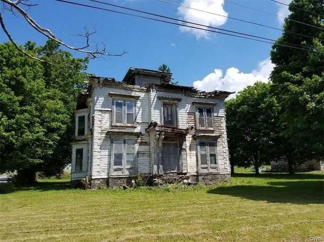 2539 Ballina Road, Cazenovia, NY 13035 (MLS #S1340921) :: MyTown Realty