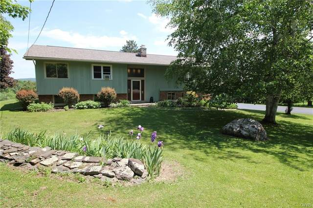 2858 Johnnycake Hill Road, Madison, NY 13346 (MLS #S1340961) :: BridgeView Real Estate Services