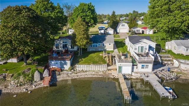 34631 Ross Lane, Cape Vincent, NY 13618 (MLS #S1341026) :: Thousand Islands Realty