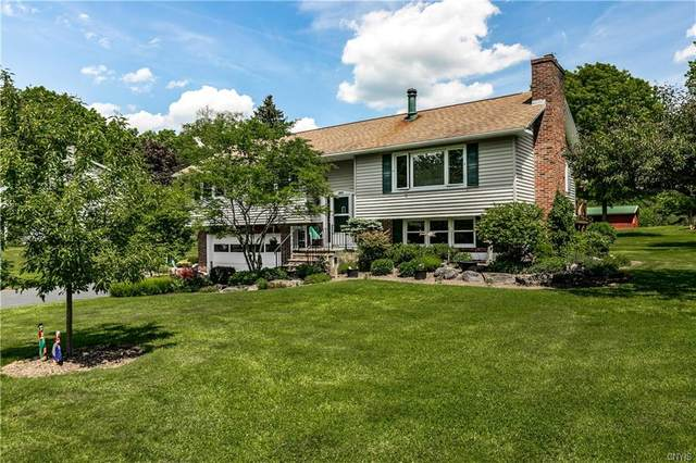 3474 Lafayette Road, Lafayette, NY 13078 (MLS #S1341339) :: 716 Realty Group