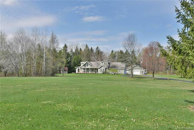6875 Glass Factory Road, Marcy, NY 13354 (MLS #S1341373) :: Robert PiazzaPalotto Sold Team