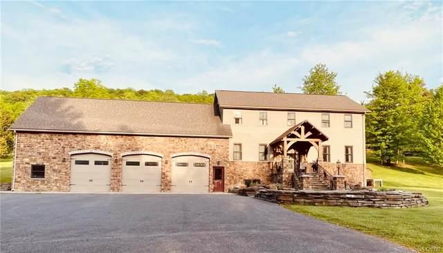 300 Billings Road, Sherburne, NY 13460 (MLS #S1341381) :: BridgeView Real Estate