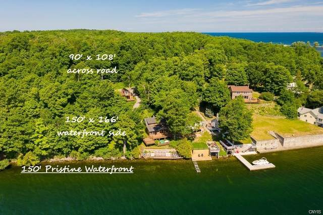 0 Snowshoe Road, Henderson, NY 13650 (MLS #S1341870) :: 716 Realty Group