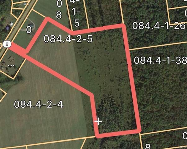 00 Route 8, Norway, NY 13324 (MLS #S1341977) :: Robert PiazzaPalotto Sold Team