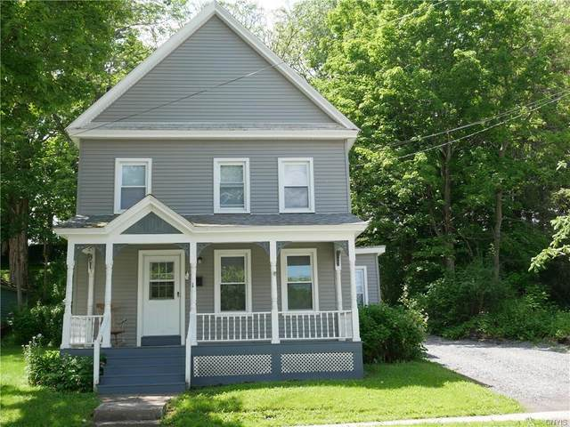 187 Babbott Ave Avenue, Sangerfield, NY 13480 (MLS #S1341988) :: TLC Real Estate LLC