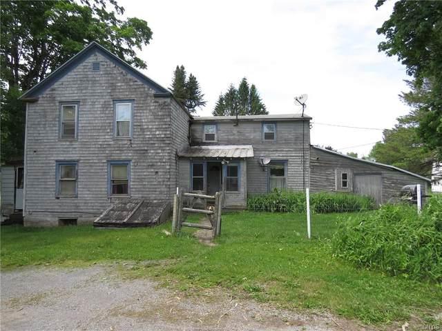 133 Hogsback Road, Warren, NY 13439 (MLS #S1342221) :: BridgeView Real Estate Services