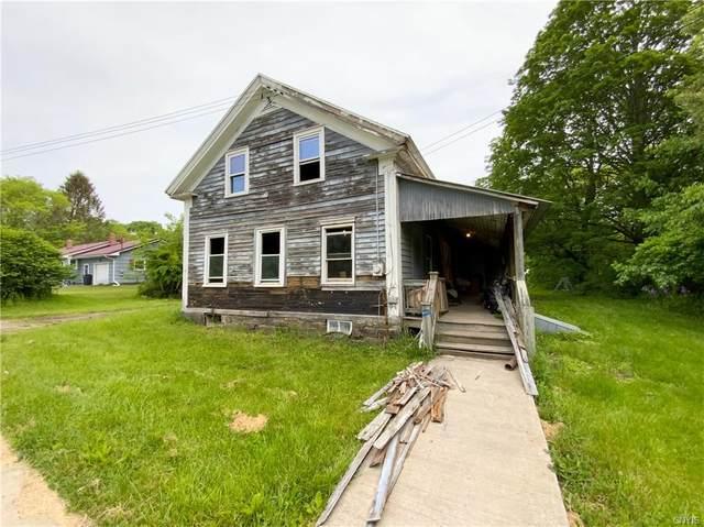30 Jewett Hill Road, Berkshire, NY 13736 (MLS #S1342303) :: TLC Real Estate LLC