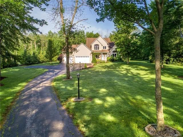 8135 Shepherd Road, Sennett, NY 13166 (MLS #S1342452) :: TLC Real Estate LLC