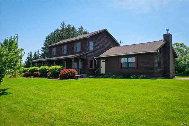 501 Griffin Road, German Flatts, NY 13407 (MLS #S1342529) :: 716 Realty Group