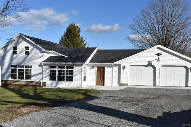 6648 Tuttle Road, Lincoln, NY 13032 (MLS #S1342642) :: Robert PiazzaPalotto Sold Team