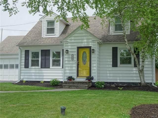 210 Morgan Road, Geddes, NY 13219 (MLS #S1342646) :: 716 Realty Group