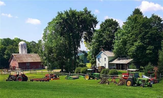 5837 Mcfarlane Road, Cincinnatus, NY 13040 (MLS #S1342657) :: Serota Real Estate LLC