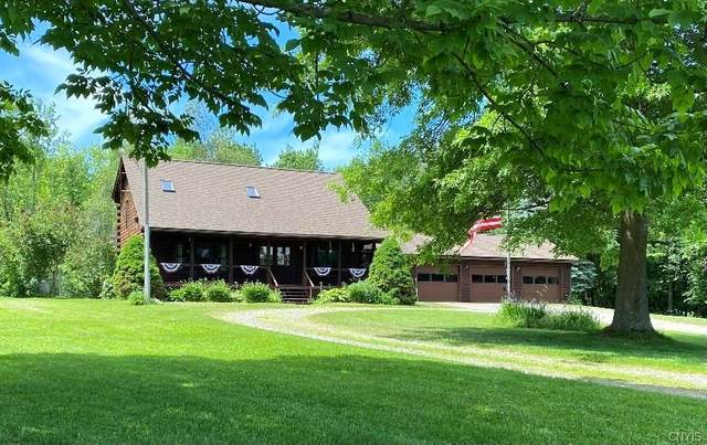2945 County Route 15, Sandy Creek, NY 13142 (MLS #S1342774) :: 716 Realty Group