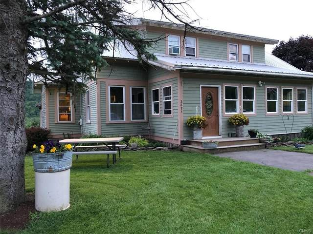 2695 State Route 11A, Lafayette, NY 13084 (MLS #S1342964) :: 716 Realty Group