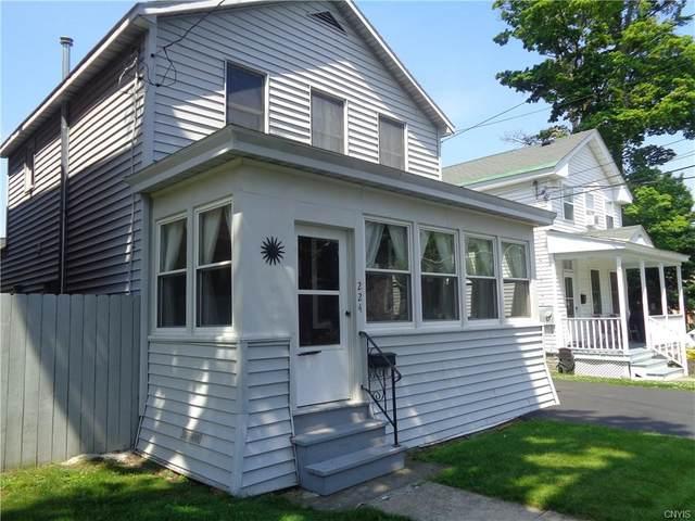 224 W 4th Street, Oswego-City, NY 13126 (MLS #S1342976) :: 716 Realty Group