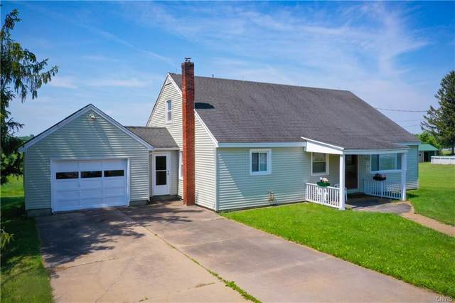 1375 State Route 169, Little Falls-Town, NY 13365 (MLS #S1342978) :: Thousand Islands Realty