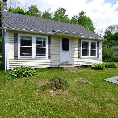 3742 (& 3744) N Lake Road, Nelson, NY 13061 (MLS #S1343001) :: Robert PiazzaPalotto Sold Team