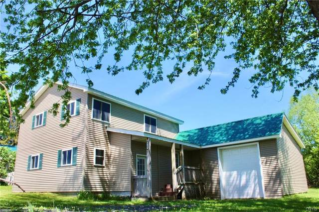 6705 Airport Road, Madison, NY 13346 (MLS #S1343089) :: BridgeView Real Estate Services