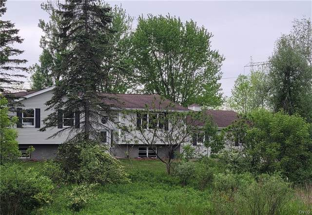 5512 Lowell Road, Westmoreland, NY 13440 (MLS #S1343105) :: Robert PiazzaPalotto Sold Team