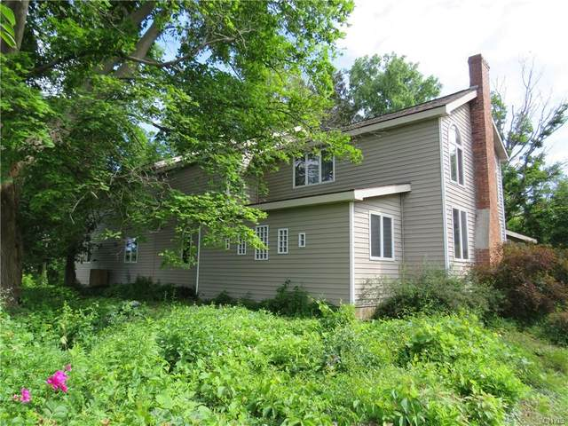 8068 Lewis Point Road, Lenox, NY 13032 (MLS #S1343153) :: BridgeView Real Estate