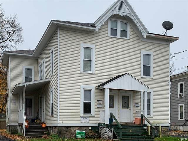 85-87 Lincoln Avenue, Cortlandville, NY 13045 (MLS #S1343194) :: 716 Realty Group