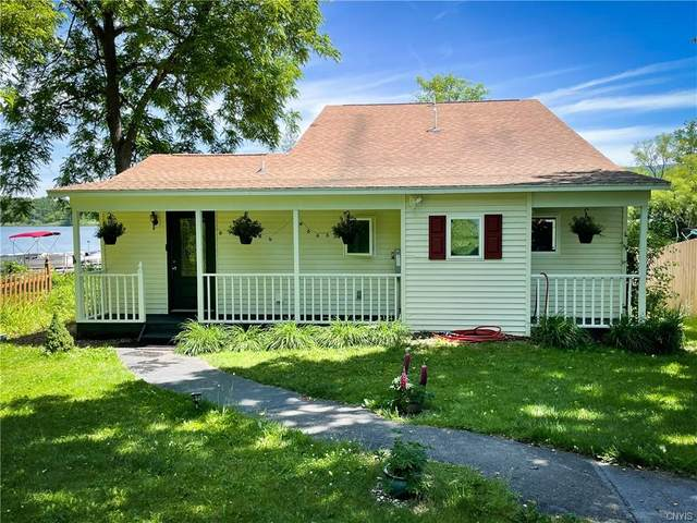 4202 West Shore Manor Road, Lafayette, NY 13084 (MLS #S1343229) :: BridgeView Real Estate