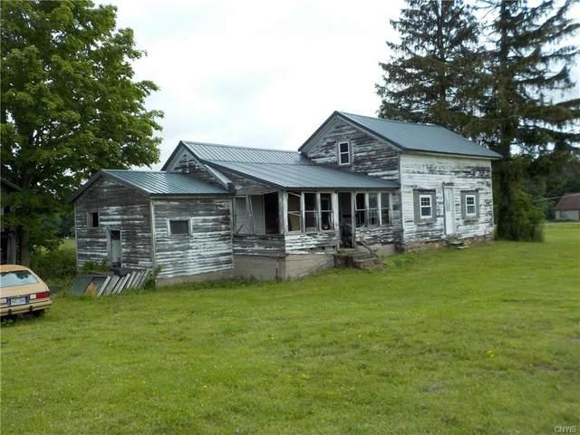 9 Martville Road, Hannibal, NY 13111 (MLS #S1343256) :: Serota Real Estate LLC