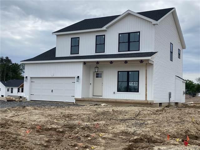 212 (Lot 149) Bloomfield Road, Van Buren, NY 13027 (MLS #S1343601) :: BridgeView Real Estate Services