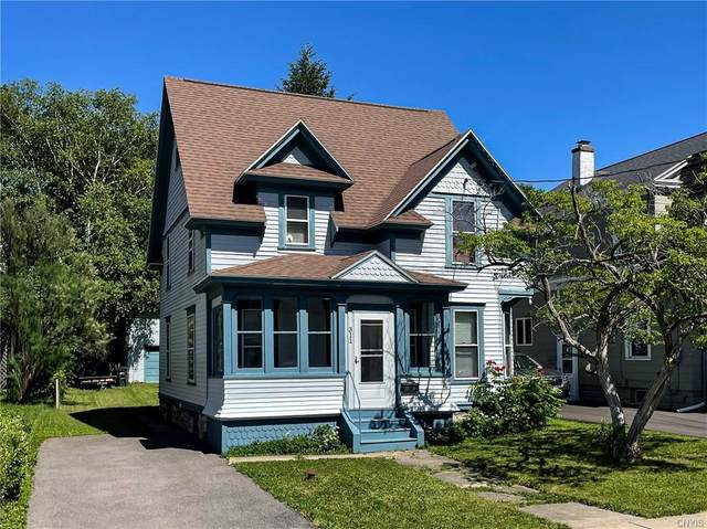 311 Hall Avenue, Geddes, NY 13209 (MLS #S1343671) :: 716 Realty Group
