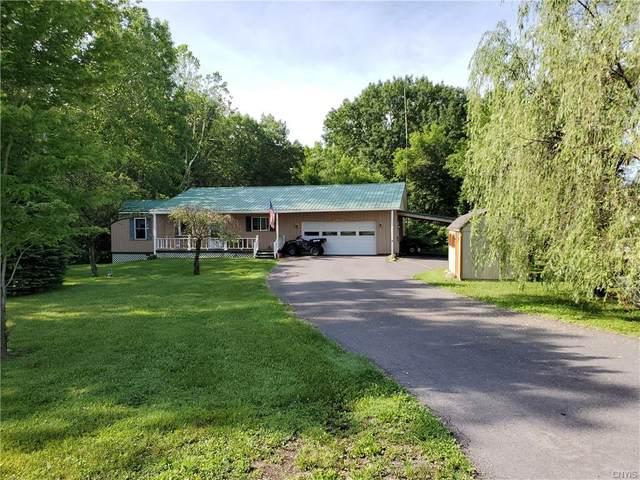 339 Ridge Road, Lansing, NY 14882 (MLS #S1343753) :: Serota Real Estate LLC
