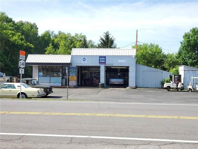 341 Ridge Road, Lansing, NY 14882 (MLS #S1343763) :: Serota Real Estate LLC