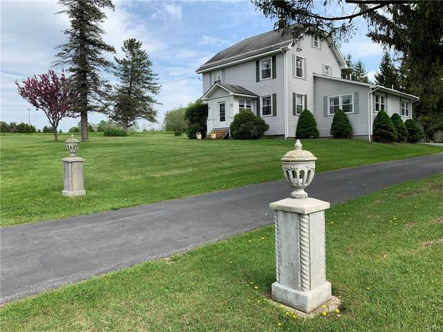 1922 State Route 5S, Little Falls-Town, NY 13365 (MLS #S1343864) :: Thousand Islands Realty