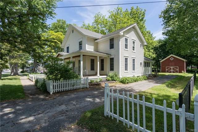 228 S James Street, Cape Vincent, NY 13618 (MLS #S1343893) :: Thousand Islands Realty