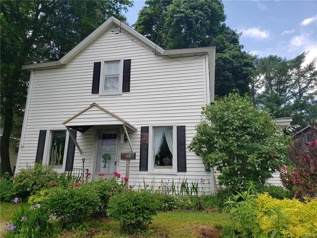 164 Madison Street Ns, Sangerfield, NY 13480 (MLS #S1343946) :: TLC Real Estate LLC