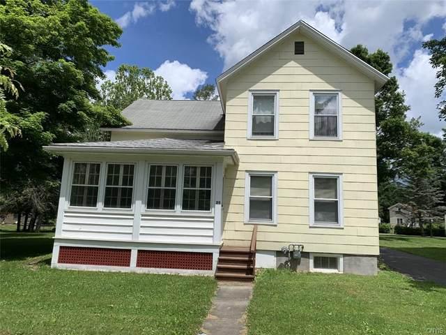 25 Lake Street, Dryden, NY 13053 (MLS #S1344012) :: Avant Realty