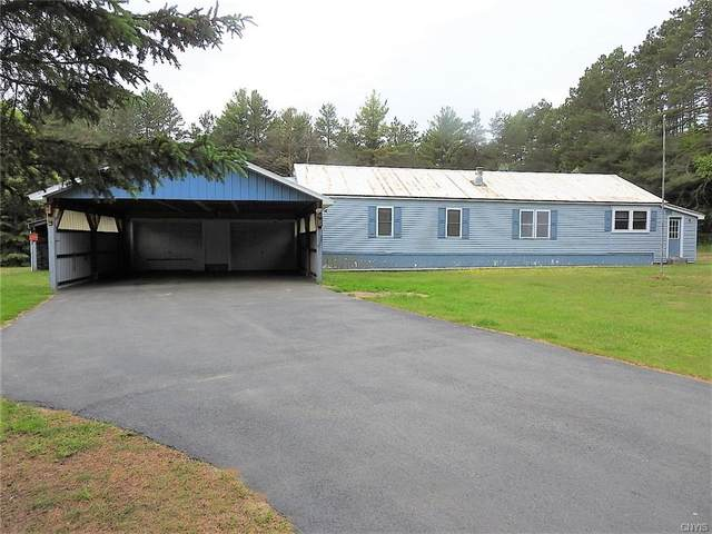 3383 Pines Road, Boonville, NY 13309 (MLS #S1344013) :: Robert PiazzaPalotto Sold Team