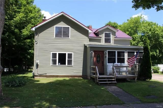 77 Seneca Avenue, Vernon, NY 13421 (MLS #S1344061) :: Thousand Islands Realty