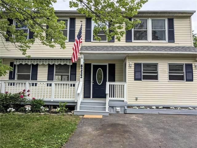 8222 Sarona Lane, Clay, NY 13041 (MLS #S1344095) :: TLC Real Estate LLC