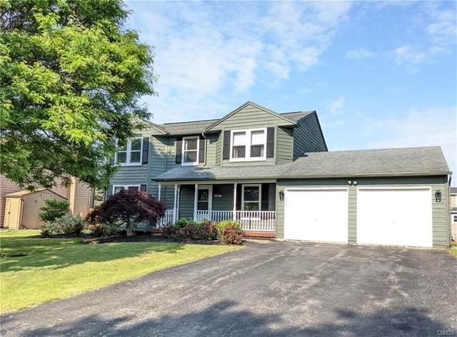 7770 Tirrell Hill Circle, Clay, NY 13090 (MLS #S1344107) :: TLC Real Estate LLC