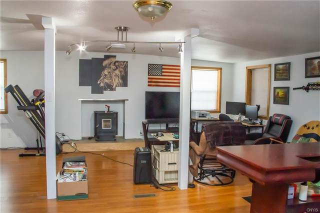 540 Bone Plain Road B, Dryden, NY 13068 (MLS #S1344197) :: Robert PiazzaPalotto Sold Team