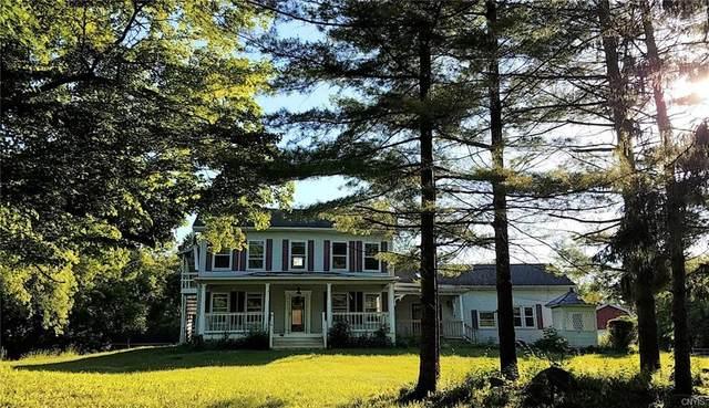 5617 Valley Drive, Elbridge, NY 13080 (MLS #S1344332) :: Thousand Islands Realty