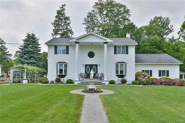 135 Button Lane, Frankfort, NY 13340 (MLS #S1344367) :: Thousand Islands Realty