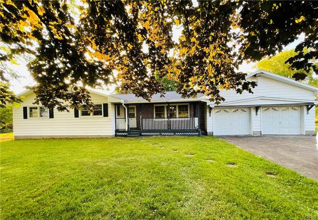 9807 Sessions Road, New Hartford, NY 13413 (MLS #S1344402) :: Robert PiazzaPalotto Sold Team