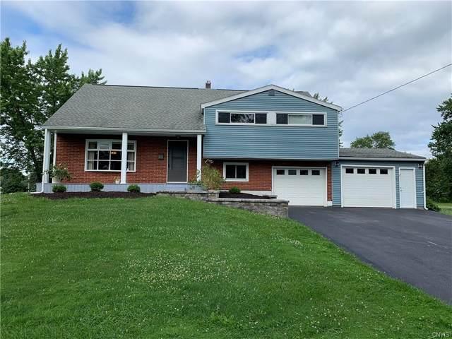 1 Holly Lane, Clay, NY 13090 (MLS #S1344572) :: TLC Real Estate LLC