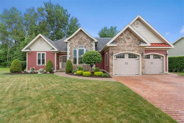 715 Settlers Pass, Utica, NY 13502 (MLS #S1344613) :: Thousand Islands Realty