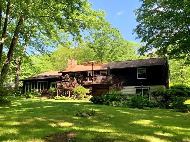 1181 White Hill Road, Alma, NY 14715 (MLS #S1344617) :: BridgeView Real Estate Services