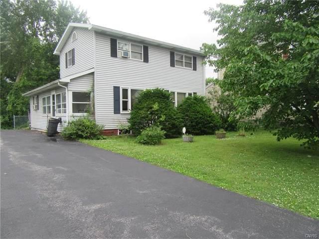 1155 Grant Blvd Boulevard, Syracuse, NY 13203 (MLS #S1344710) :: Robert PiazzaPalotto Sold Team